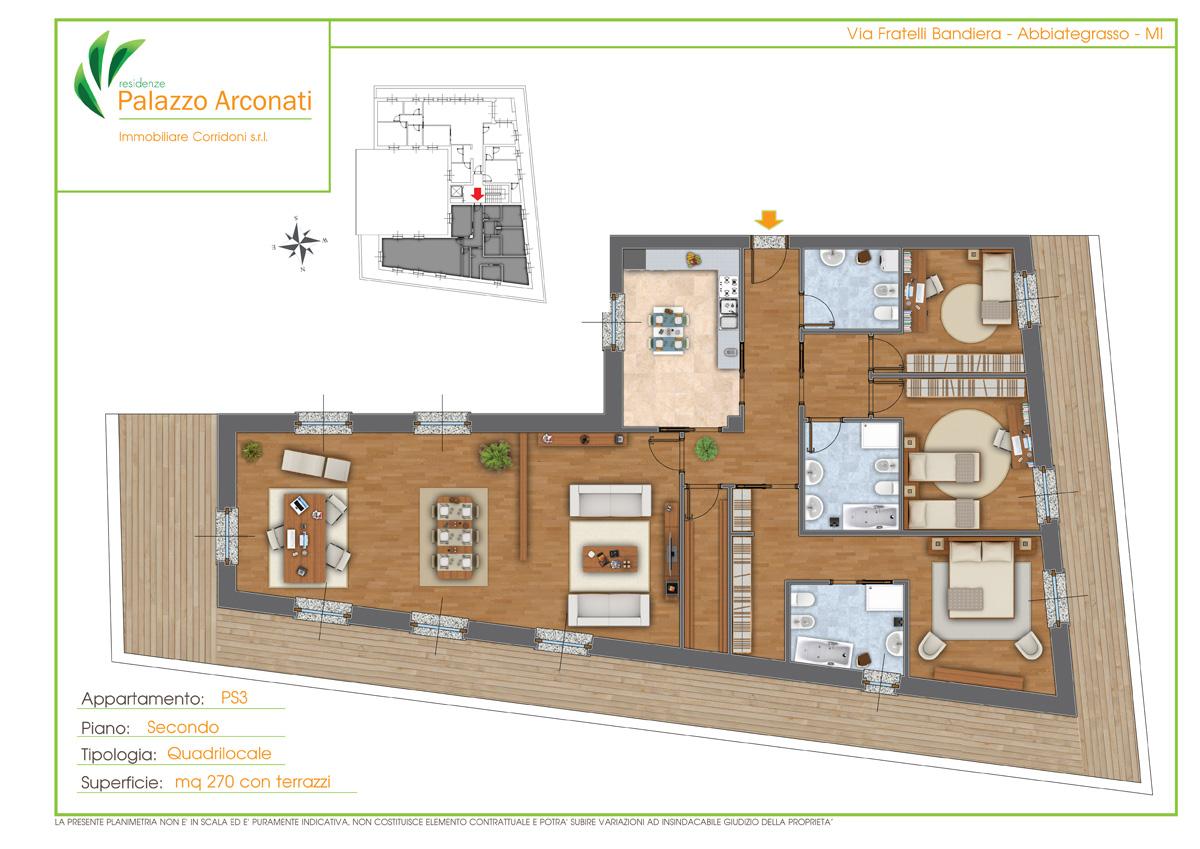 Piante architettura photoshop idee per il design della casa for Design di architettura online gratuito per la casa