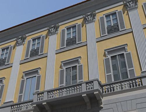 Video presentazione palazzo Cagnola Milano