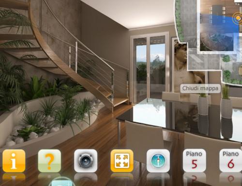 Virtual tour Residenza Quadrifoglio