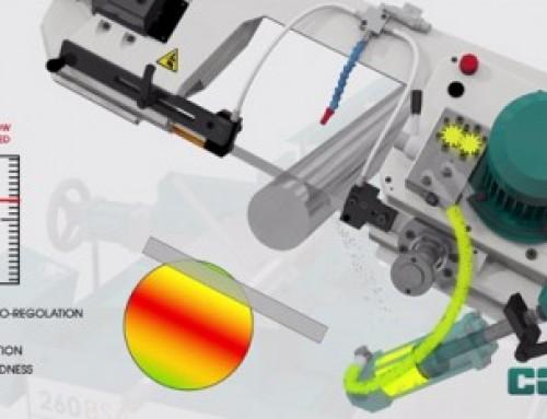 Video 3D meccanica con animazione