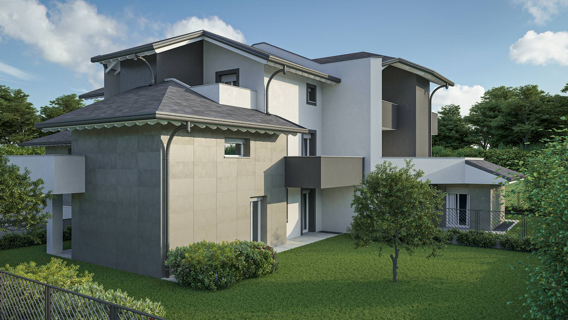 Render residenze