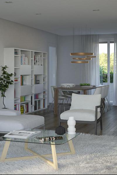 Rendering appartamenti